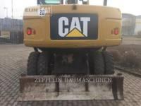 CATERPILLAR WHEEL EXCAVATORS M315D equipment  photo 3