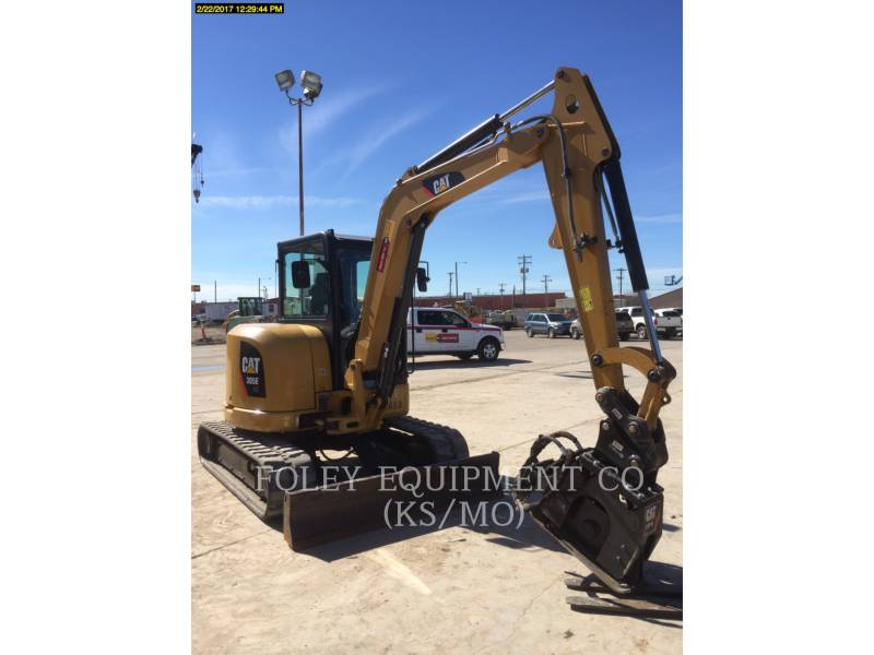 CATERPILLAR EXCAVADORAS DE CADENAS 305ECRLC equipment  photo 1