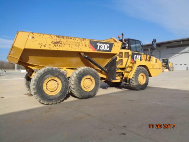 CATERPILLAR CAMIONES ARTICULADOS 730C equipment  photo 24