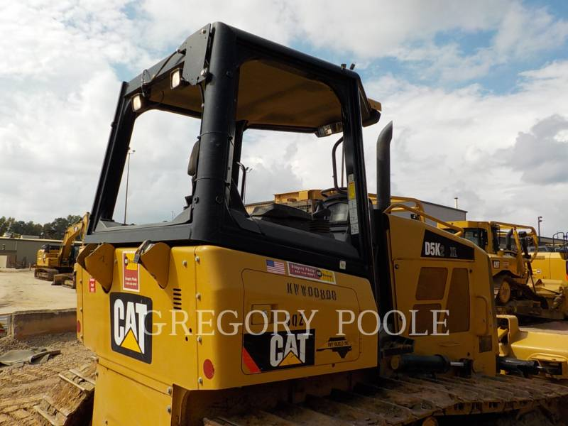 CATERPILLAR 履带式推土机 D5K2XL equipment  photo 12