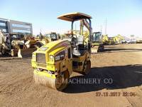 CATERPILLAR TANDEMOWY WALEC WIBRACYJNY DO ASFALTU (STAL-STAL) CB22B equipment  photo 4