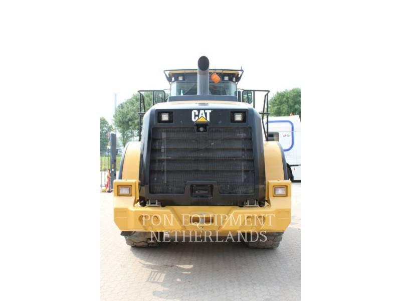 CATERPILLAR WHEEL LOADERS/INTEGRATED TOOLCARRIERS 950 K equipment  photo 21