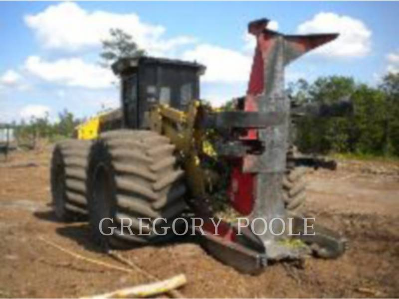 CATERPILLAR FORESTRY - FELLER BUNCHERS - WHEEL 573 equipment  photo 5
