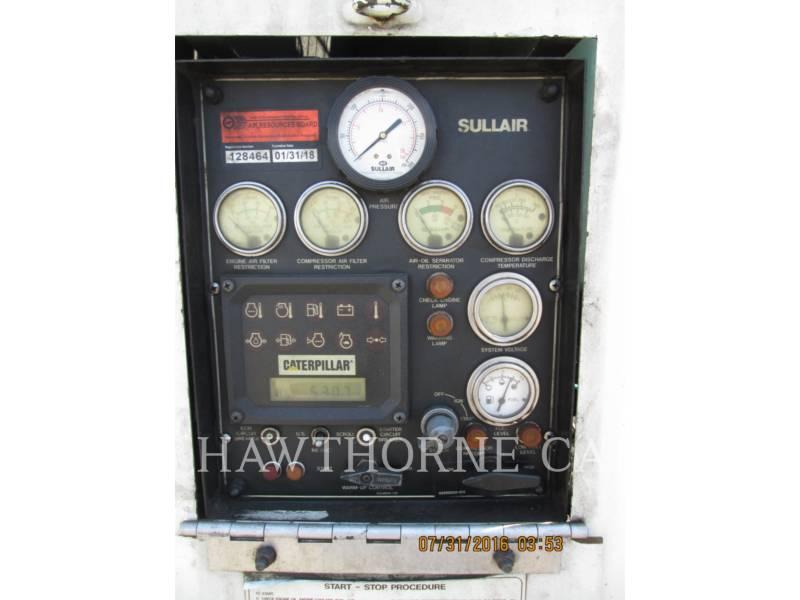 SULLAIR AIR COMPRESSOR 1600HF DTQ-CA3 equipment  photo 8