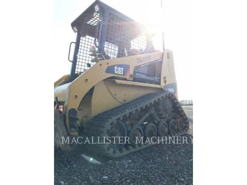 Caterpillar ÎNCĂRCĂTOARE PENTRU TEREN ACCIDENTAT 247B3 equipment  photo 6