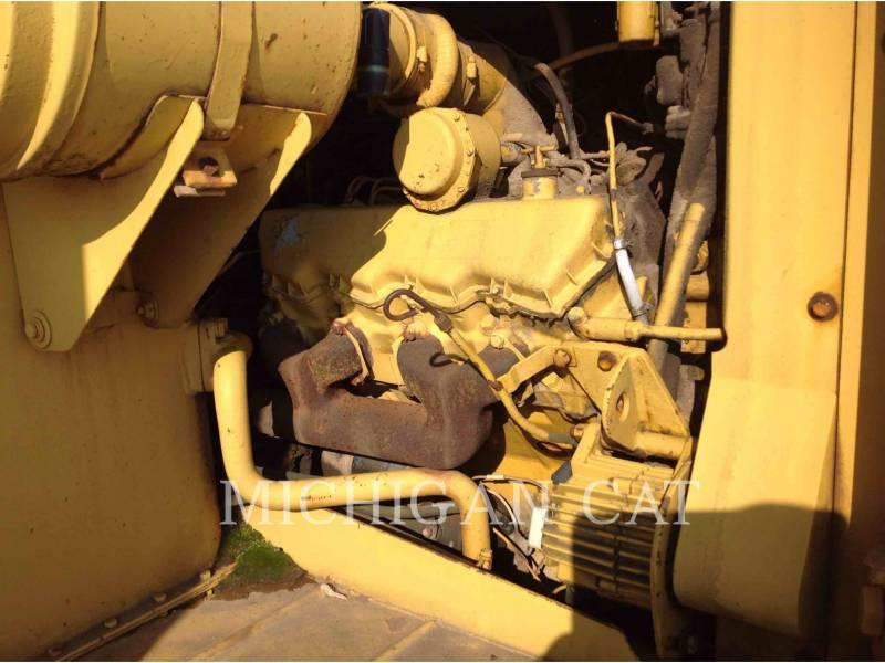 CATERPILLAR WHEEL TRACTOR SCRAPERS 613 equipment  photo 9