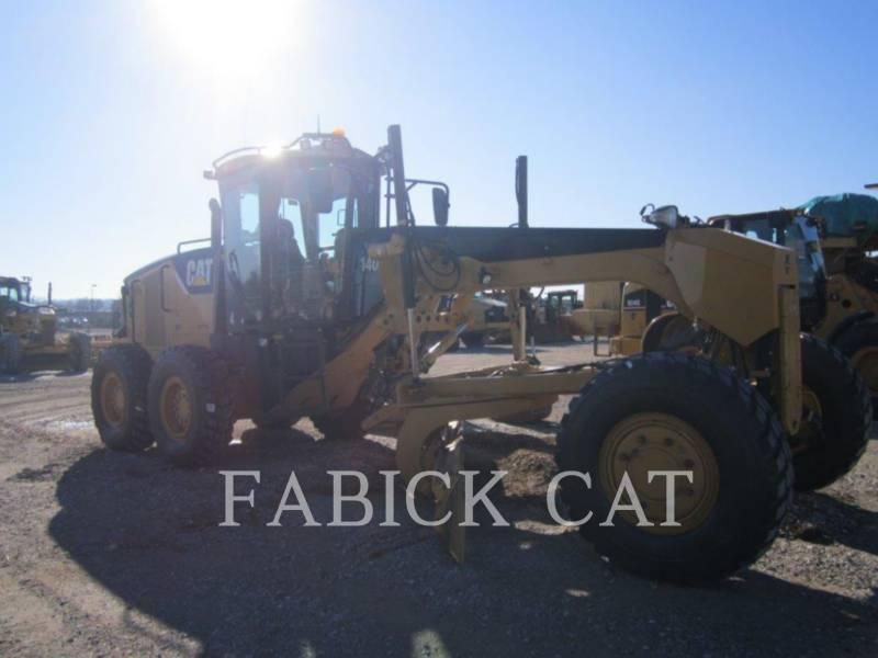 CATERPILLAR MOTOR GRADERS 140M AWD equipment  photo 1