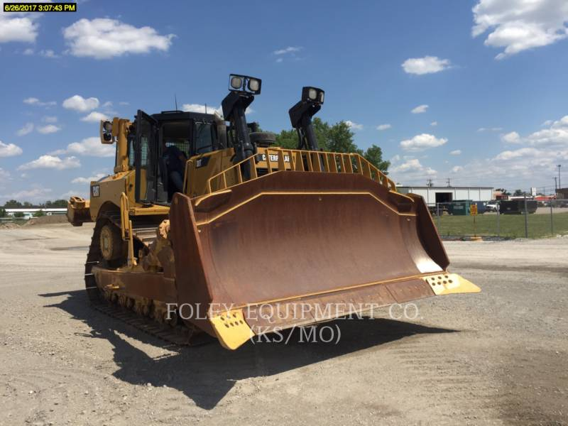 CATERPILLAR TRACTORES DE CADENAS D8TA equipment  photo 2