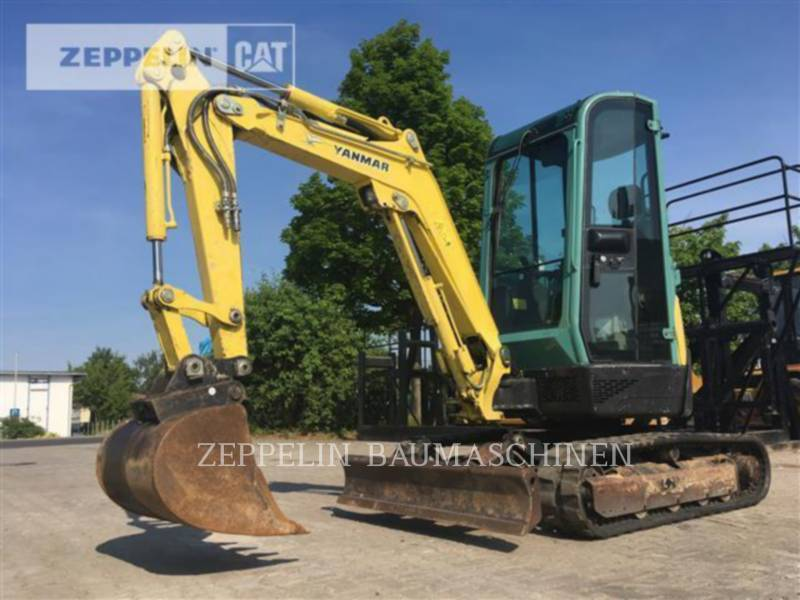 YANMAR KOPARKI GĄSIENICOWE VIO25-4 equipment  photo 1