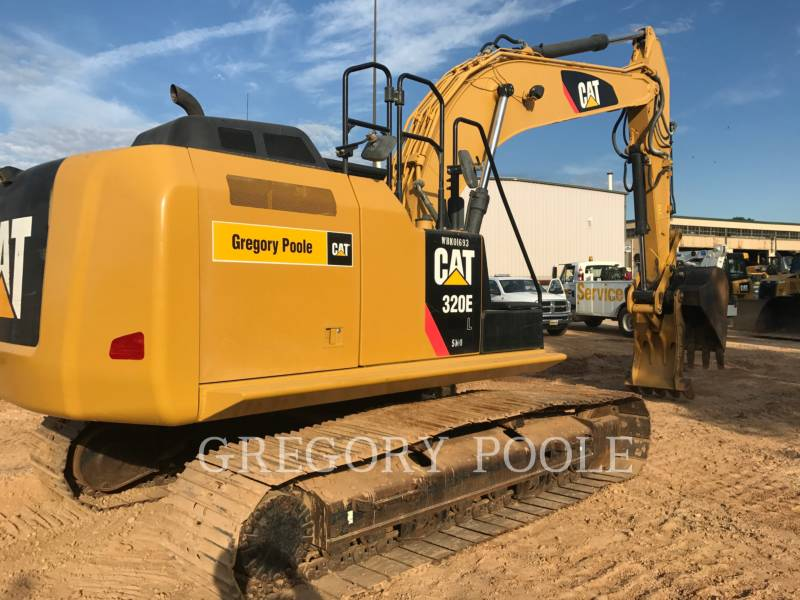 CATERPILLAR EXCAVADORAS DE CADENAS 320E L equipment  photo 6