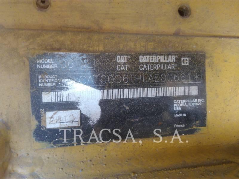 CATERPILLAR TRATORES DE ESTEIRAS D6T equipment  photo 16