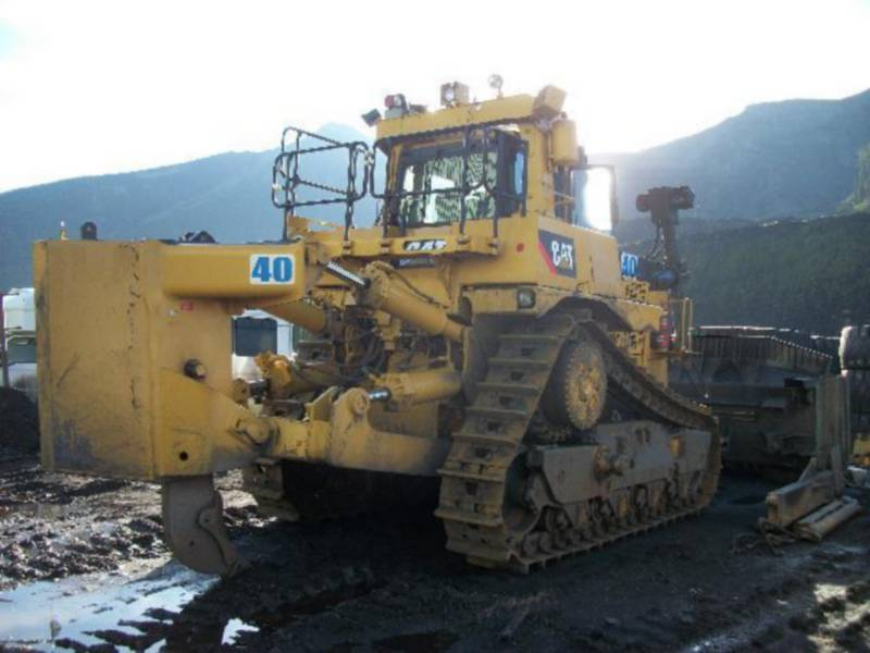 CATERPILLAR TRACK TYPE TRACTORS D10T equipment  photo 14