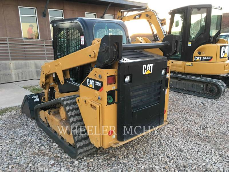 CATERPILLAR DELTALADER 249D C3-H2 equipment  photo 1
