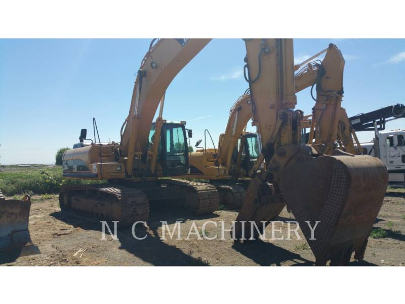 CATERPILLAR EXCAVADORAS DE CADENAS 330C L equipment  photo 1