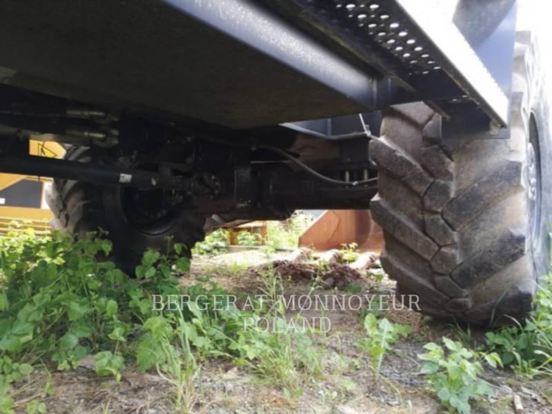CATERPILLAR EXCAVADORAS DE RUEDAS M322DMH equipment  photo 3