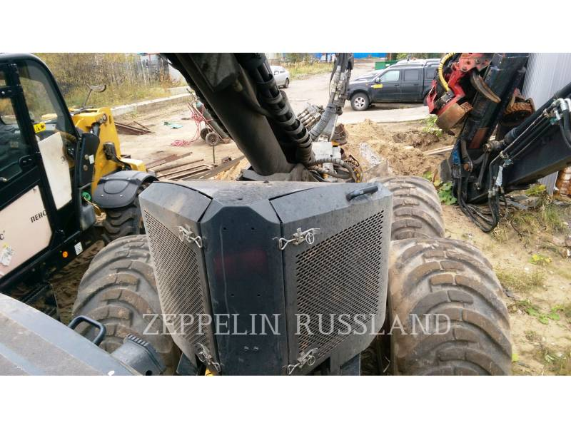 PONSSE LEŚNICTWO - HARVESTER ERGO 8W equipment  photo 18