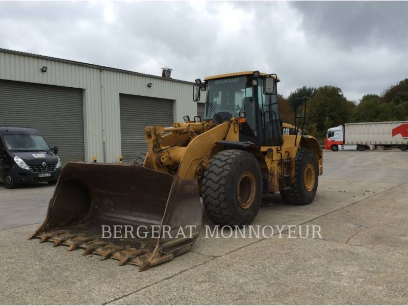 CATERPILLAR CARGADORES DE RUEDAS 962G II equipment  photo 11