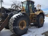 Equipment photo JOHN DEERE 824K WHEEL LOADERS/INTEGRATED TOOLCARRIERS 1