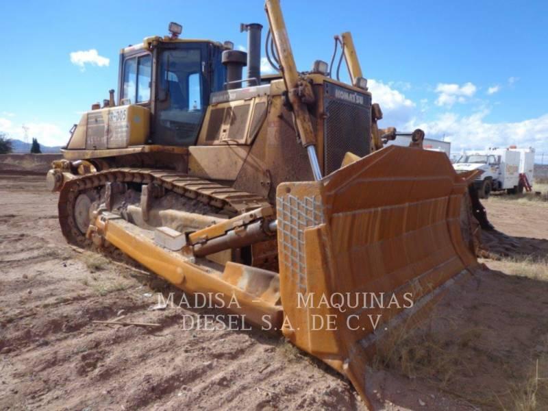 KOMATSU BERGBAU-KETTENDOZER D155AX equipment  photo 3