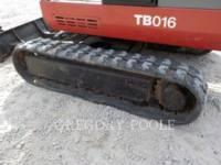 TAKEUCHI MFG. CO. LTD. TRACK EXCAVATORS TB016 equipment  photo 19