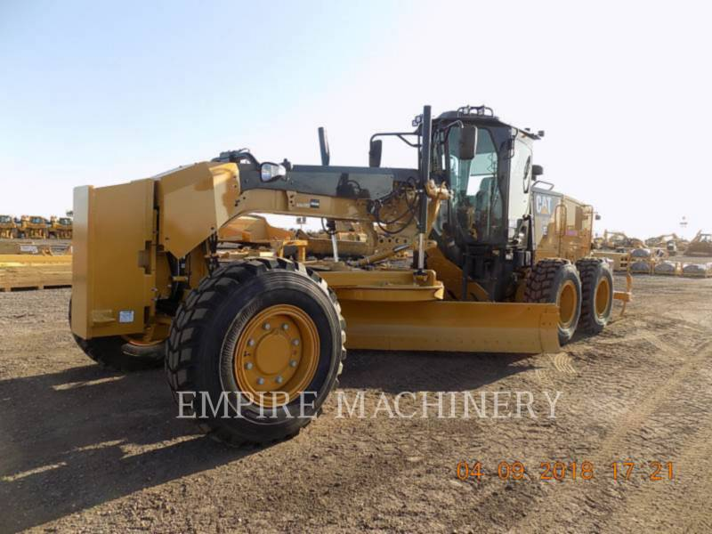 CATERPILLAR NIVELEUSES 120M2AWD equipment  photo 4