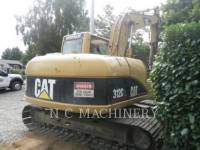 CATERPILLAR KETTEN-HYDRAULIKBAGGER 312C L equipment  photo 2