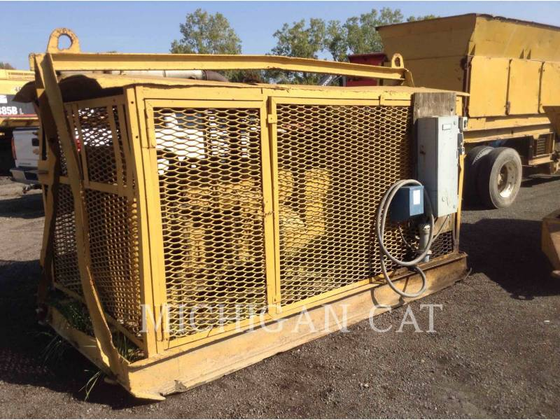 CATERPILLAR MODULES D'ALIMENTATION D100 equipment  photo 1