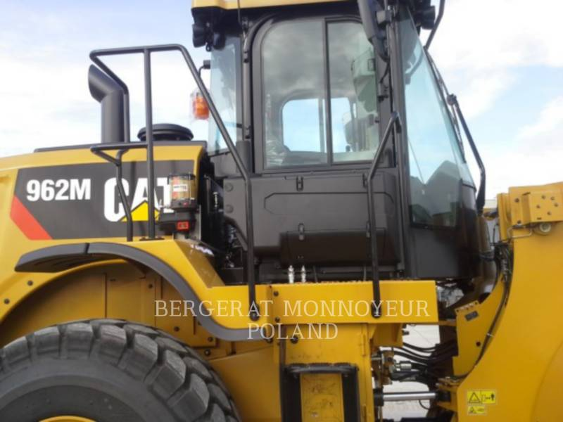 CATERPILLAR RADLADER/INDUSTRIE-RADLADER 962 M (2017) equipment  photo 5