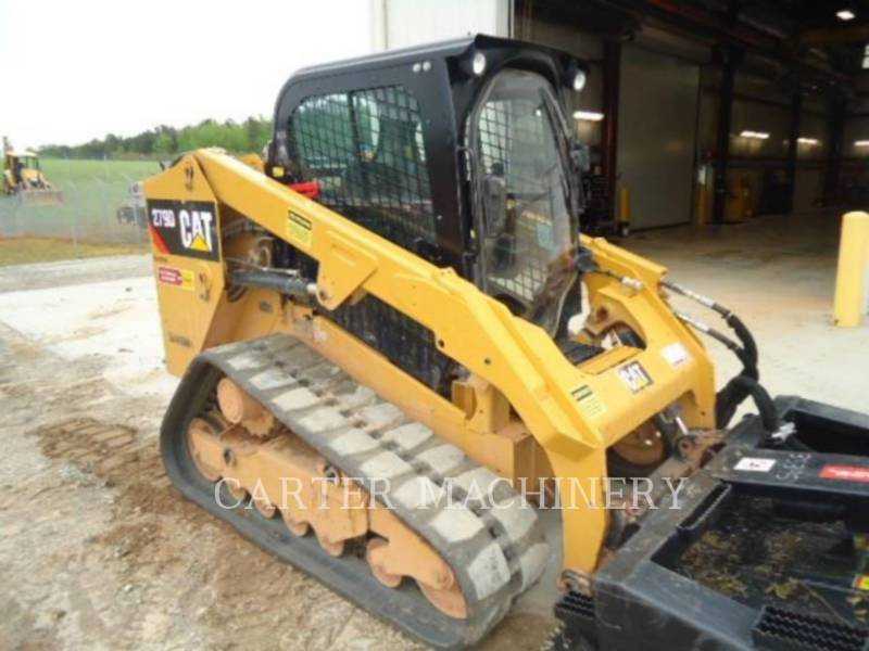 Caterpillar MINIÎNCĂRCĂTOARE RIGIDE MULTIFUNCŢIONALE 279D AC equipment  photo 1