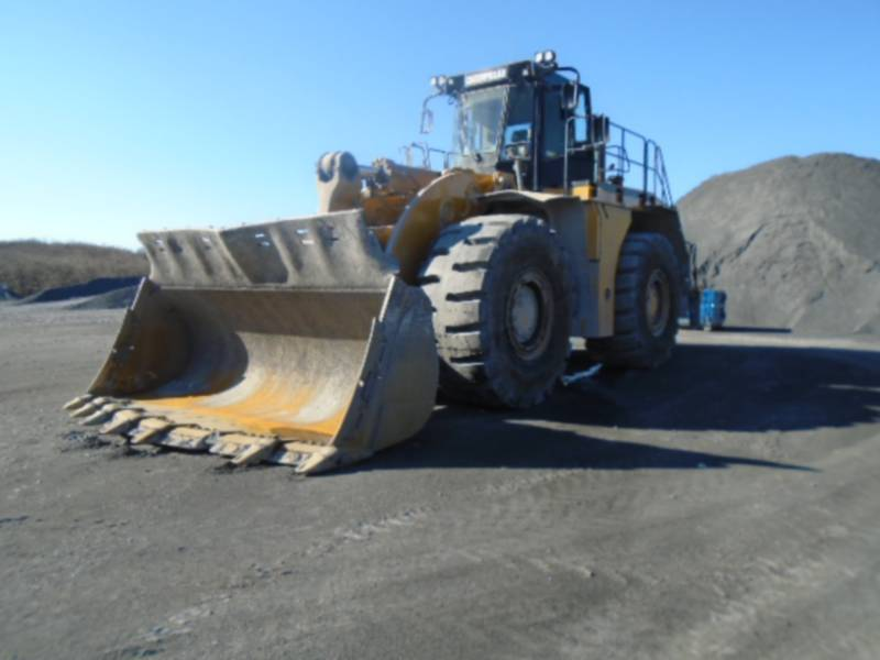 CATERPILLAR WHEEL LOADERS/INTEGRATED TOOLCARRIERS 990H equipment  photo 3