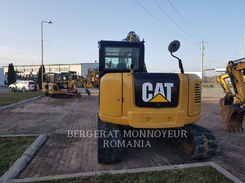 CATERPILLAR PELLES SUR CHAINES 308 E CR SB equipment  photo 2