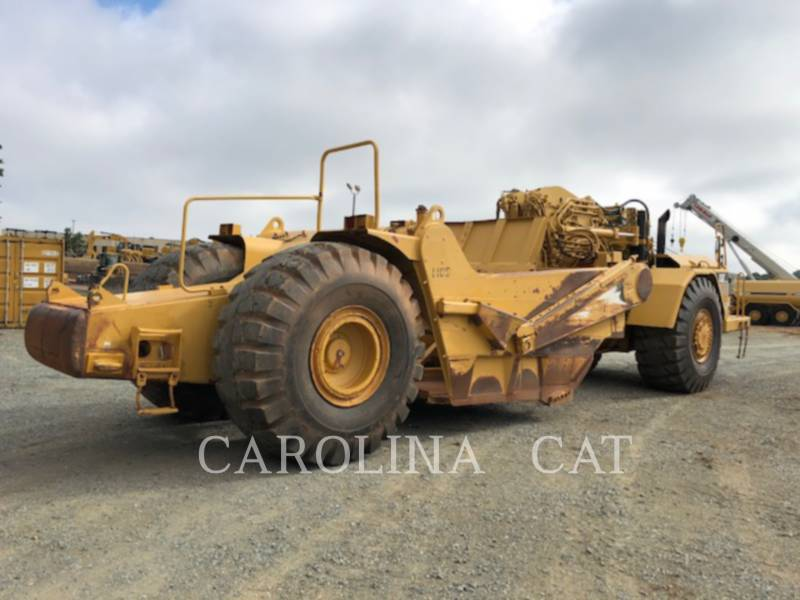 CATERPILLAR WHEEL TRACTOR SCRAPERS 621G equipment  photo 5