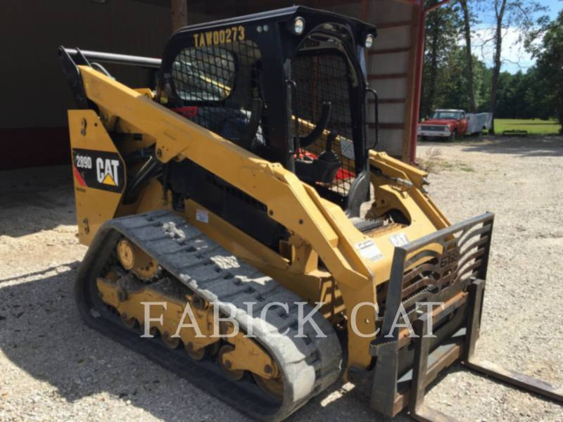 CATERPILLAR MULTI TERRAIN LOADERS 289D C1H2 equipment  photo 1
