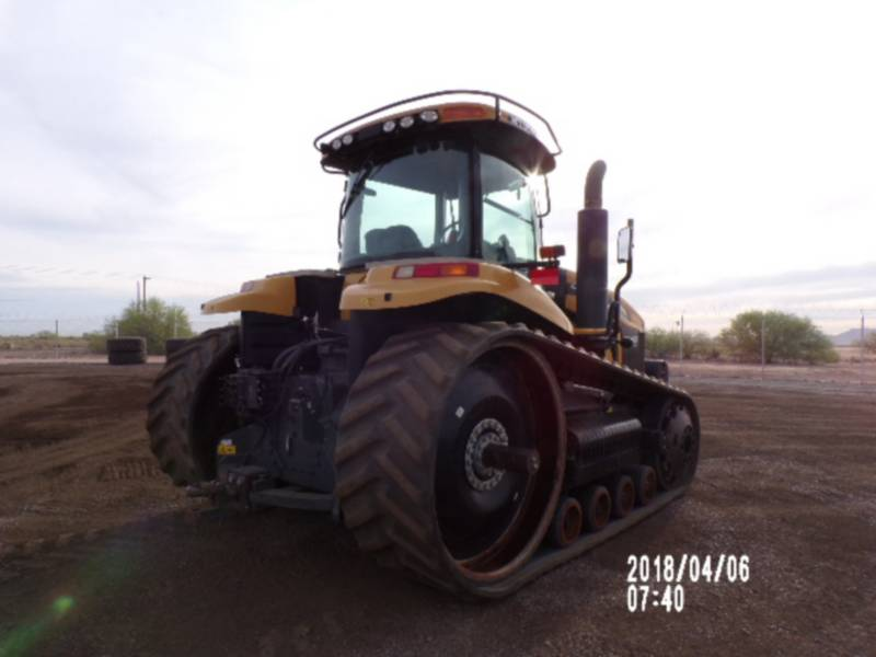 CATERPILLAR TRACTEURS AGRICOLES MT855C equipment  photo 5