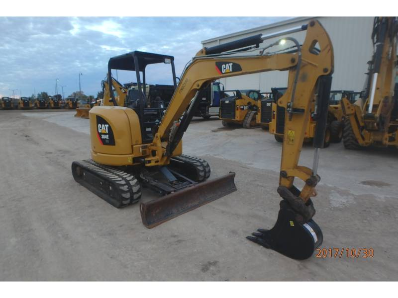 Caterpillar EXCAVATOARE PE ŞENILE 304ECR equipment  photo 2
