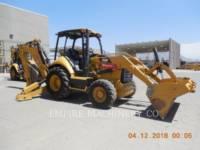 Equipment photo CATERPILLAR 450F 4EOM RETROESCAVADEIRAS 1