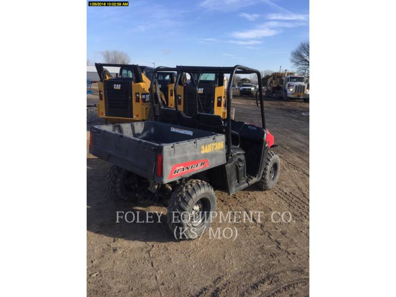 POLARIS INNE RANGER4X4 equipment  photo 4