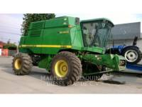 Equipment photo JOHN DEERE 9610 FOREST PRODUCTS 1