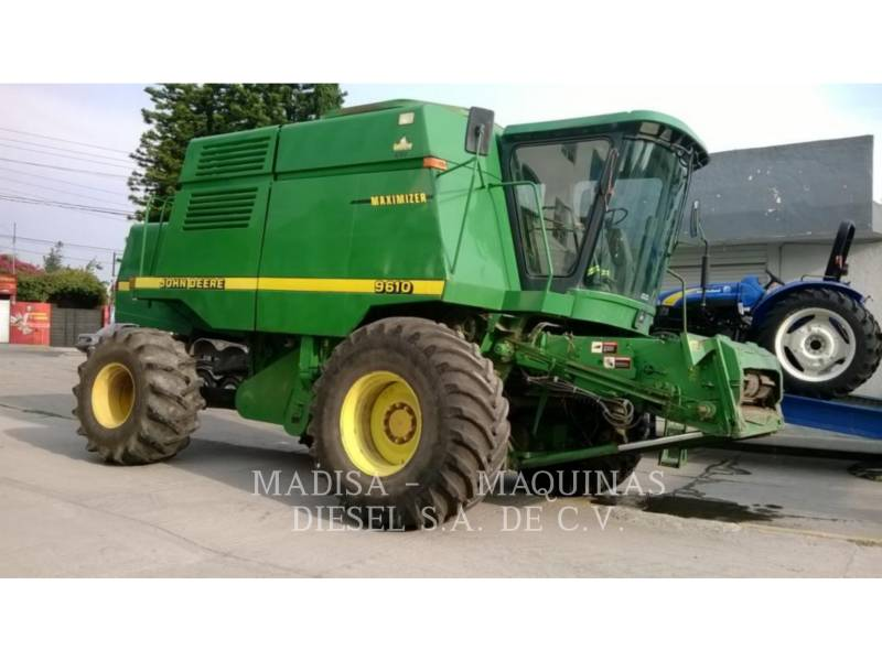 JOHN DEERE AUTRES MATERIELS AGRICOLES 9610 equipment  photo 1