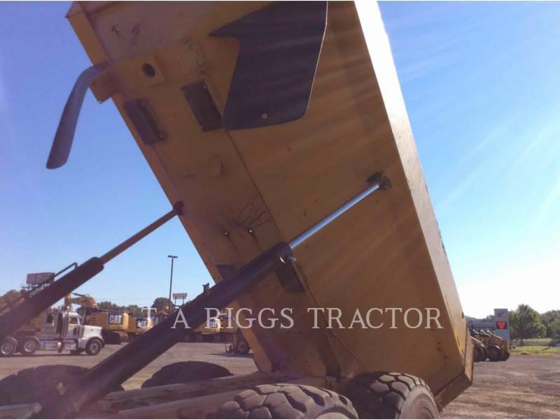 CATERPILLAR ARTICULATED TRUCKS 730 equipment  photo 17