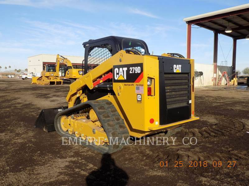CATERPILLAR MULTITERREINLADERS 279D equipment  photo 2