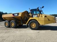 Equipment photo CATERPILLAR 730 C ARTICULATED TRUCKS 1