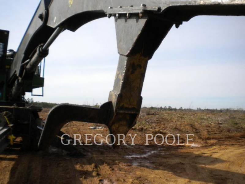 JOHN DEERE LOG LOADERS 437D equipment  photo 13