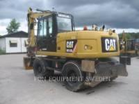 CATERPILLAR EXCAVADORAS DE RUEDAS M 313 D equipment  photo 5