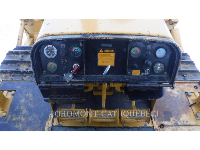 JOHN DEERE TRACK TYPE TRACTORS 750B equipment  photo 6
