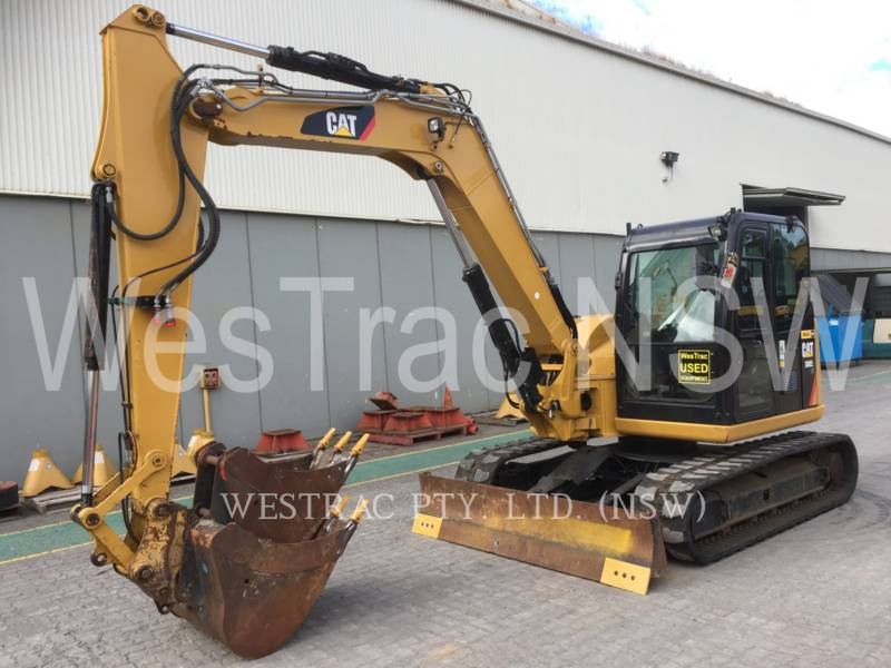 CATERPILLAR KETTEN-HYDRAULIKBAGGER 308E2CRSB equipment  photo 1
