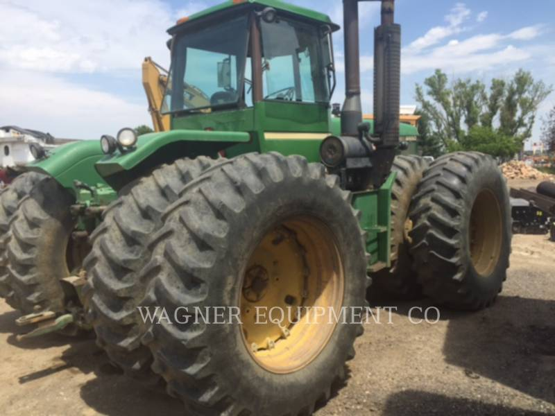 JOHN DEERE AG TRACTORS 8650 equipment  photo 4