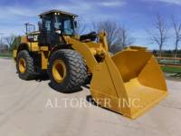 Equipment photo CATERPILLAR 972M XE WHEEL LOADERS/INTEGRATED TOOLCARRIERS 1