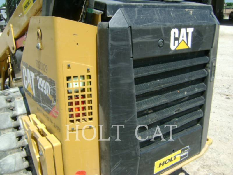 CATERPILLAR DELTALADER 299D2 equipment  photo 8