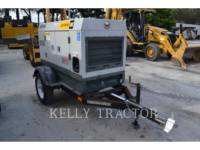 Equipment photo WACKER CORPORATION G25 MOBIELE GENERATORSETS 1